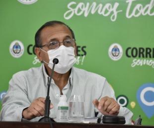 foto: El ministro de Salud se encuentra lúcido y en proceso de evaluación