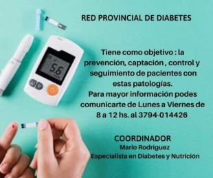 foto: Red de Diabetes e Hipertensión: Estrategias para detectar pacientes