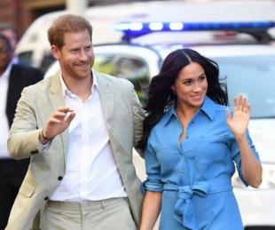 foto: Meghan Markle pensó en matarse y acusó a la familia real británica de racismo