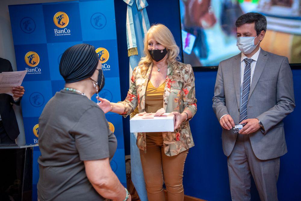 El Banco de Corrientes por la inclusión financiera con equidad de género