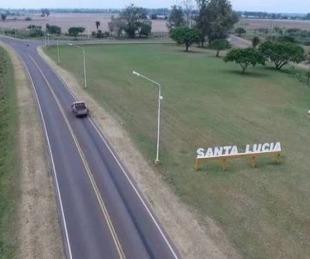 foto: Valdés confirmó que Santa Lucía volverá a fase 5 de aislamiento