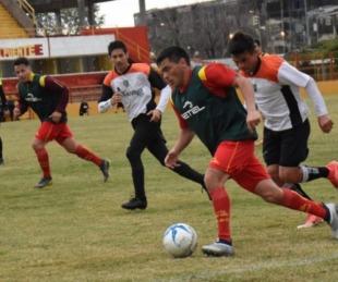 foto: Boca Unidos perdió ante Chaco For Ever en su primer amistoso