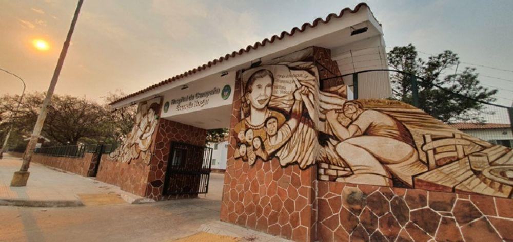Hospital de Campaña: Se produjo el vigésimo sexto nacimiento