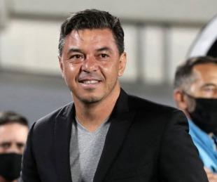 foto: Marcelo Gallardo fue elegido como el mejor entrenador de Sudamérica