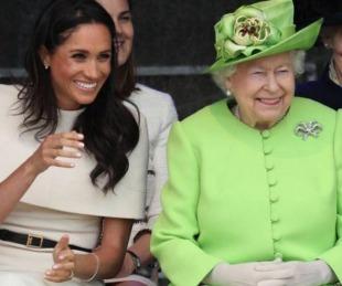 foto: La familia real contestó a las acusaciones de Meghan Markle