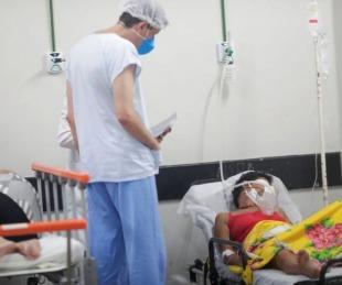 foto: Covid-19 en Brasil pone en peligro a la región y alerta al mundo