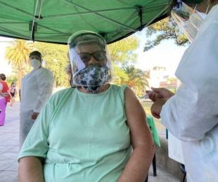 foto: Covid-19: Provincia comunicó los puntos de vacunación en Capital