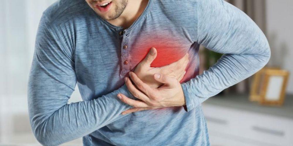 El paciente ya conoce las características de un infarto