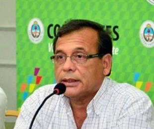 foto: El ministro Cardozo recibió el alta y seguirá tratándose en su casa