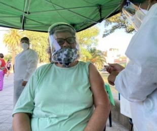 foto: Covid-19: Desde hoy habilitan puntos de vacunación en Capital