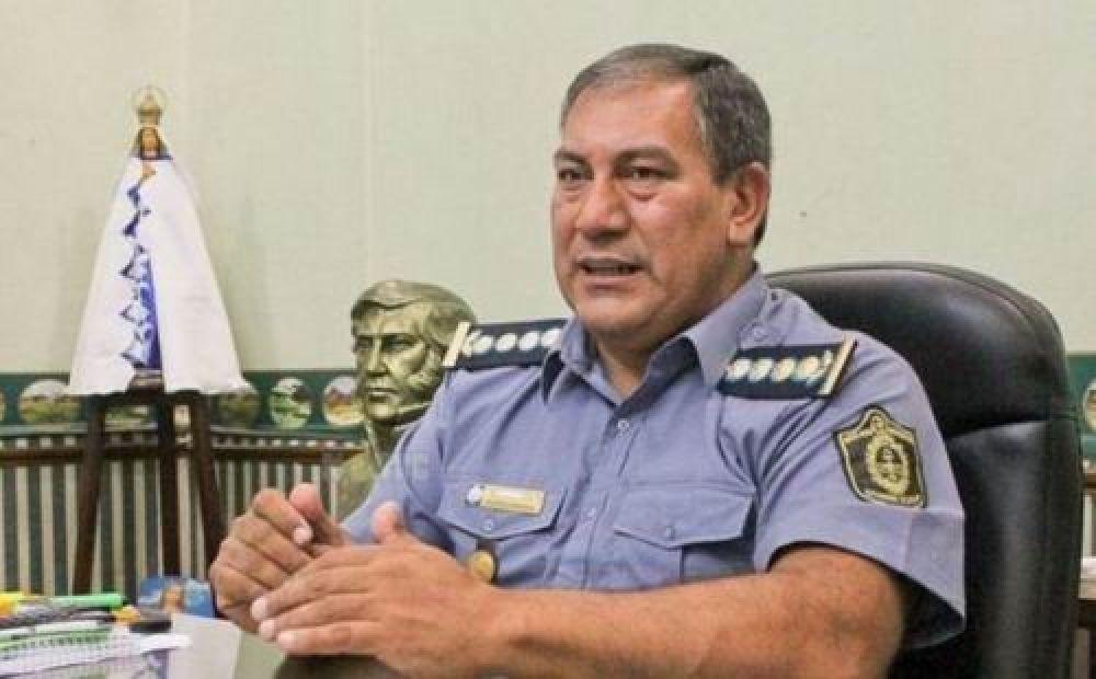 El jefe de la Policía de Corrientes fue internado con coronavirus