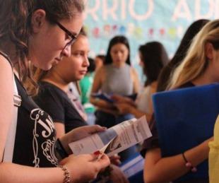 foto: En todo el país: Más de 600 mil inscriptos en las becas Progresar