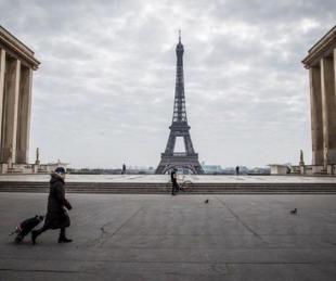 foto: Coronavirus: París vuelve a estar en cuarentena total