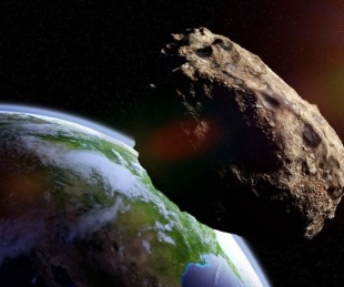 foto: Alerta por el asteroide gigante que pasará cerca de la Tierra