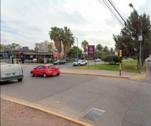 foto: Mendoza: asesinaron a un joven a puñaladas frente a un shopping