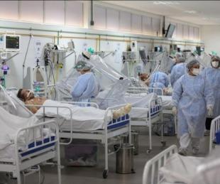 foto: Colapso sanitario en Brasil: temen por ausencia de oxígeno y fármacos