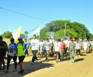 foto: Se suspende la peregrinación de los tres pueblos hacia Itatí