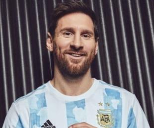 foto: ¿Cuándo y a cuánto podrá adquirirse la nueva camiseta de la Selección?
