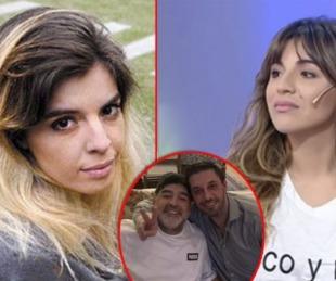 foto: Dalma y Gianinna Maradona hablarán públicamente sobre la muerte del 10
