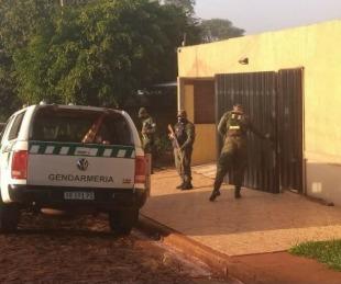 foto: Desbarataron banda narco en Ituzaingó y otras dos provincias
