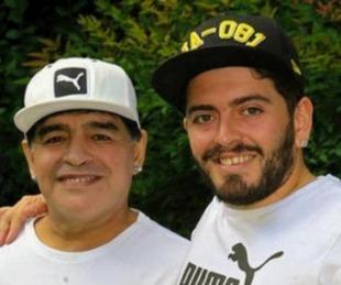 foto: Le dieron la nacionalidad argentina al hijo italiano de Maradona