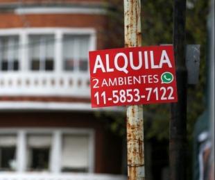 foto: Gobierno lanzó un protocolo para inquilinos que incumplen contratos