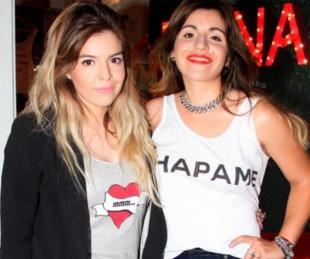 foto: Dalma y Gianinna Maradona cargaron contra Stinfale y Luque