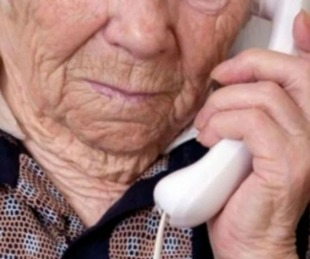 foto: Tiene 85 años y le robaron casi $7.000.000 con el