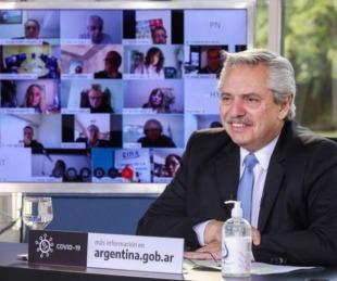foto: Alberto Fernández visitará la obra hidroeléctrica Añá Cuá