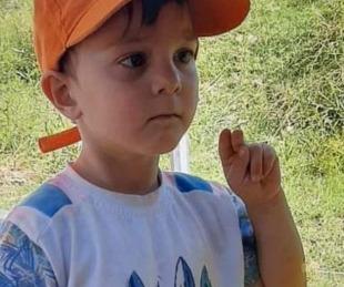 foto: Neuquén: Encontraron muerto al nene de 3 años que estaba perdido