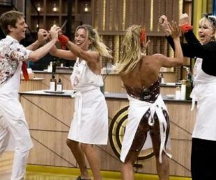 foto: Inesperada eliminación en la última gala de Masterchef Celebrity 2