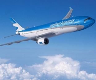 foto: Aerolíneas cancela vuelos a México, Brasil y Chile hasta el 9 de abril