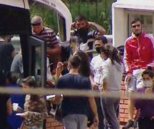 foto: La Justicia ordenó que los argentinos varados ingresen al país