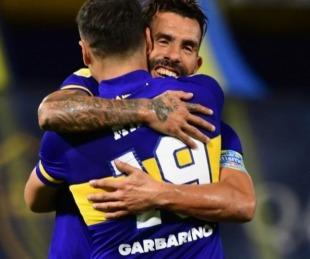foto: Boca jugó mal pero venció a Defensa y Justicia por 2-1 de local