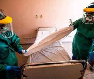 foto: Alertan de una falta de camas para pacientes infectados en Sáenz Peña