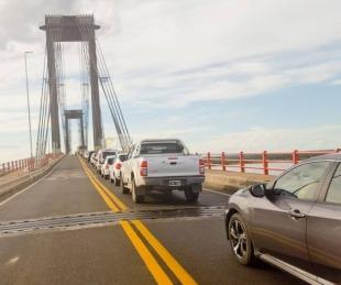 foto: Liberan la circulación en el Puente: enteráte quienes podrán transitar