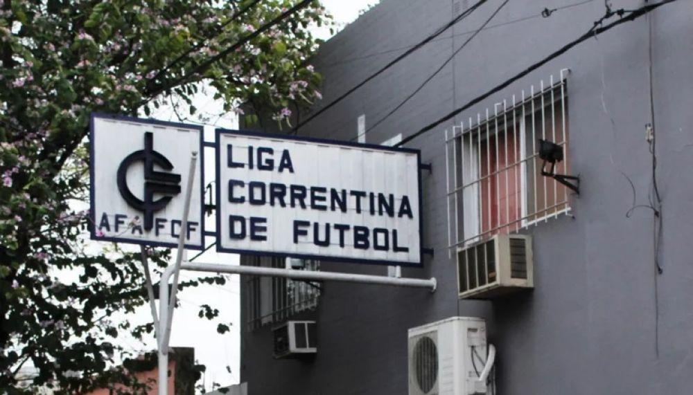 La Liga Correntina postergaría el inicio del torneo por una semana