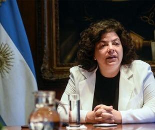foto: La ministra de Salud ratificó que