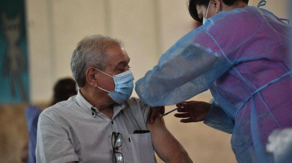 Los vacunados deberán reinscribirse para la segunda dosis