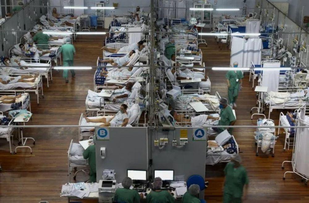 Alerta en Brasil por una nueva mutación del coronavirus