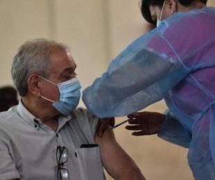 Covid19: Ya son 13 mil inscriptos para la vacunación de 60 a 64 años