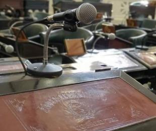 foto: La Cámara de Diputados no sesionó por confirmarse casos de Covid-19