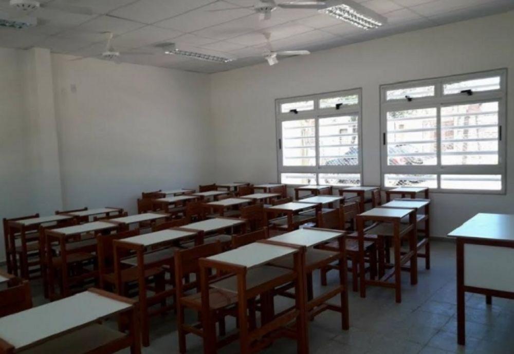 Un colegio secundario permanecerá cerrado por un caso de Covid19