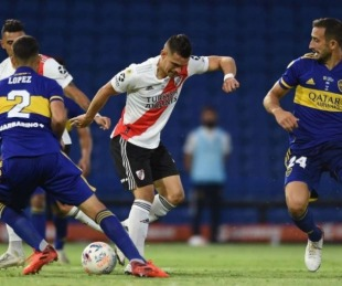 foto: River vs Boca: cuándo podría jugarse el Superclásico