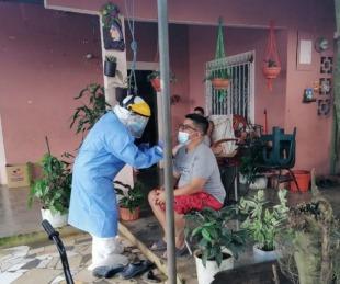 foto: Colonia Pando: ya son 75 casos activos de coronavirus