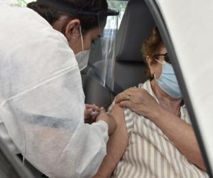 foto: Corrientes ya vacunó al 30.6 por ciento de su población objetivo