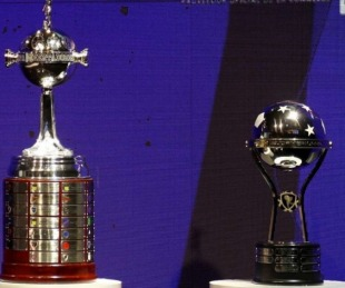 foto: Sorteo de la Copa Libertadores: dónde quedaron River y Boca