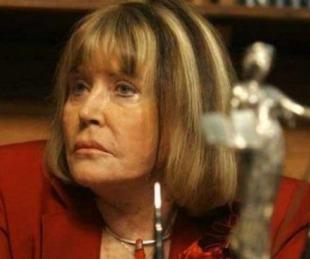 foto: La jueza María Romilda Servini dio positivo de coronavirus