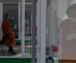 Uruguay registró un récord diario de muertes por coronavirus