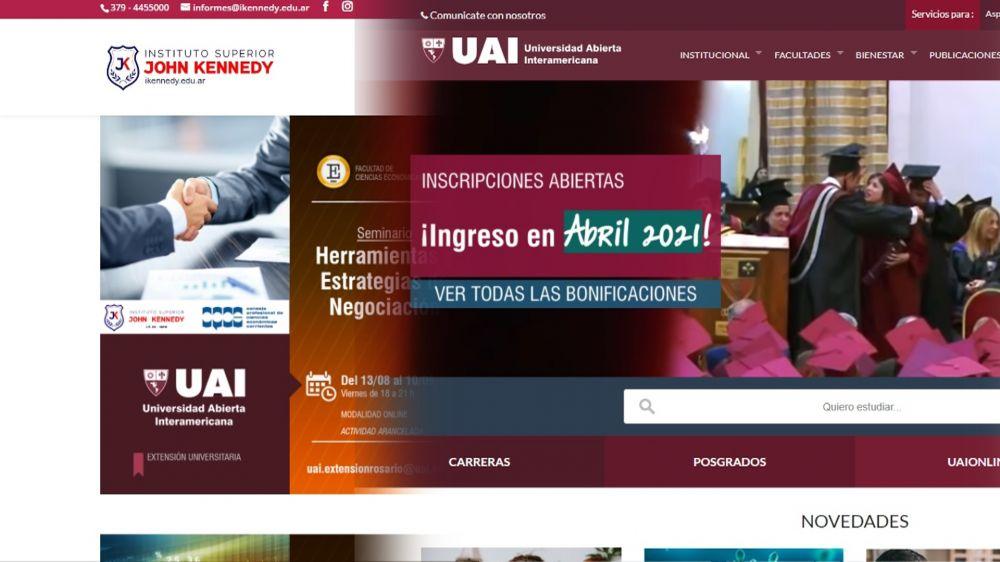 El Instituto Kennedy y la UAI dictarán carreras en Corrientes